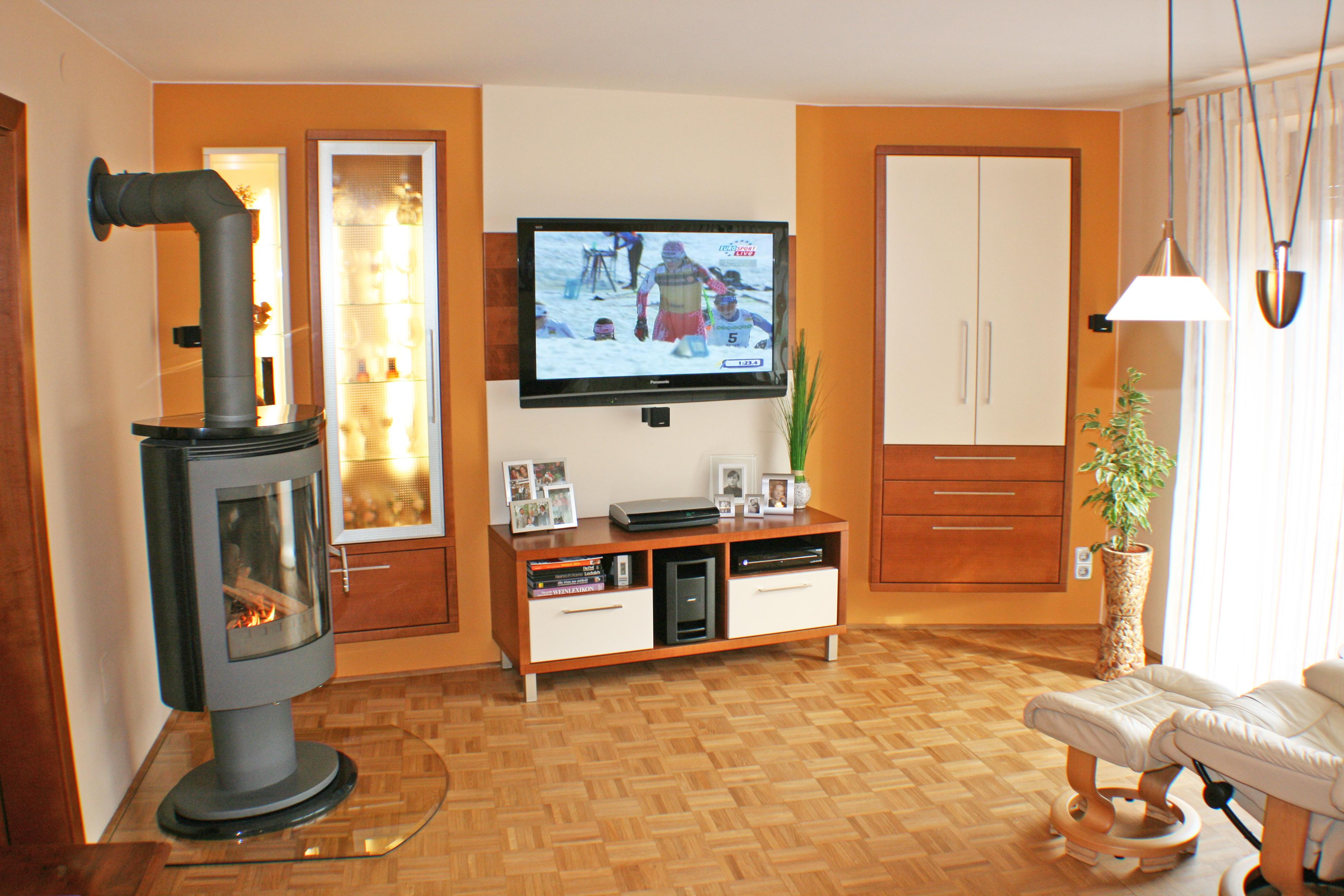 Wohnzimmer | Tischlerei Huber